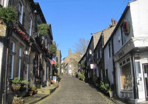 Haworth_Main_Street